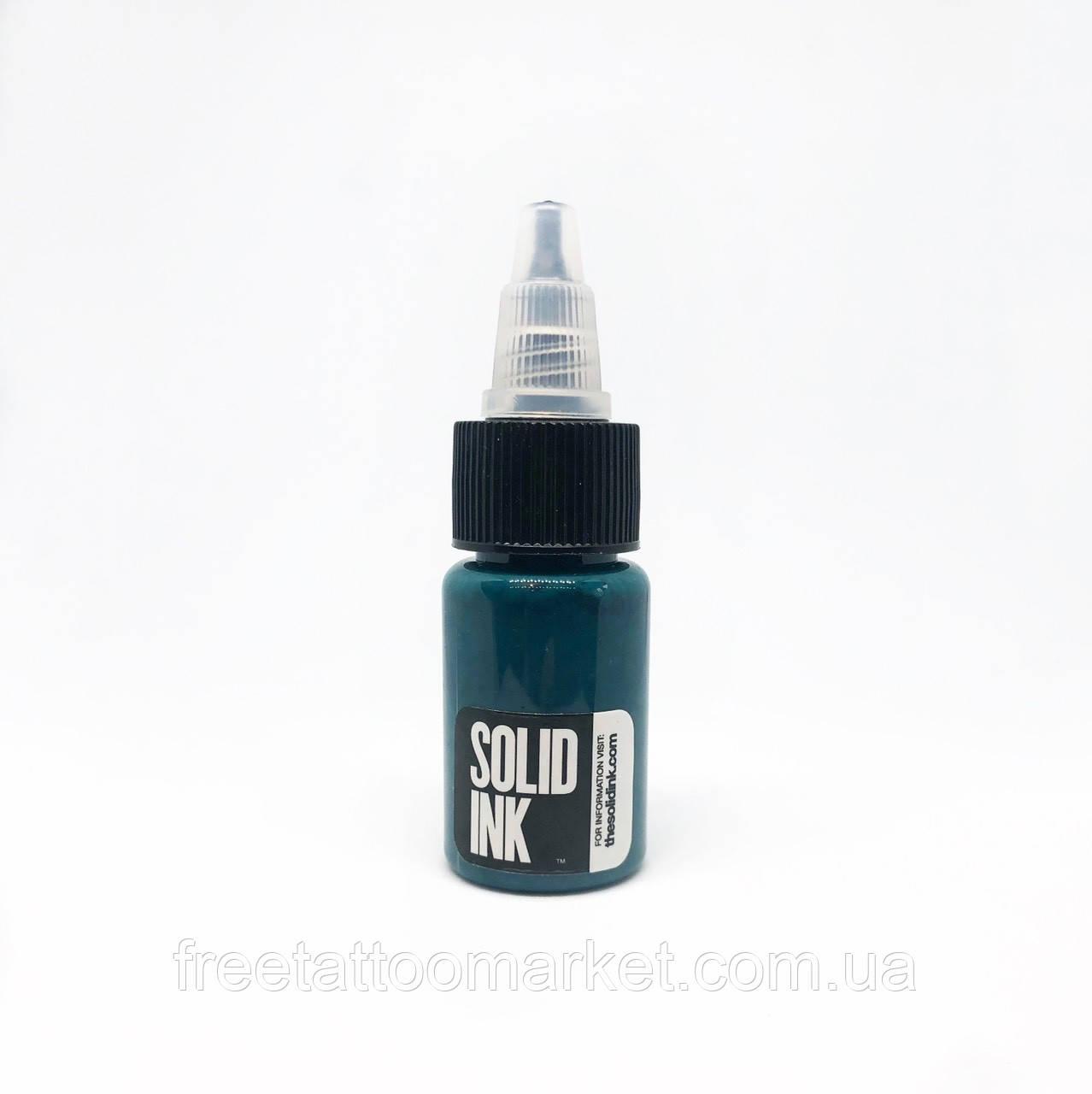 Тату краска SOLID INK Agave  0.5 унц (15мл)