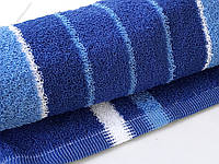 Полотенце для рук махровое васильково-синее 70*40