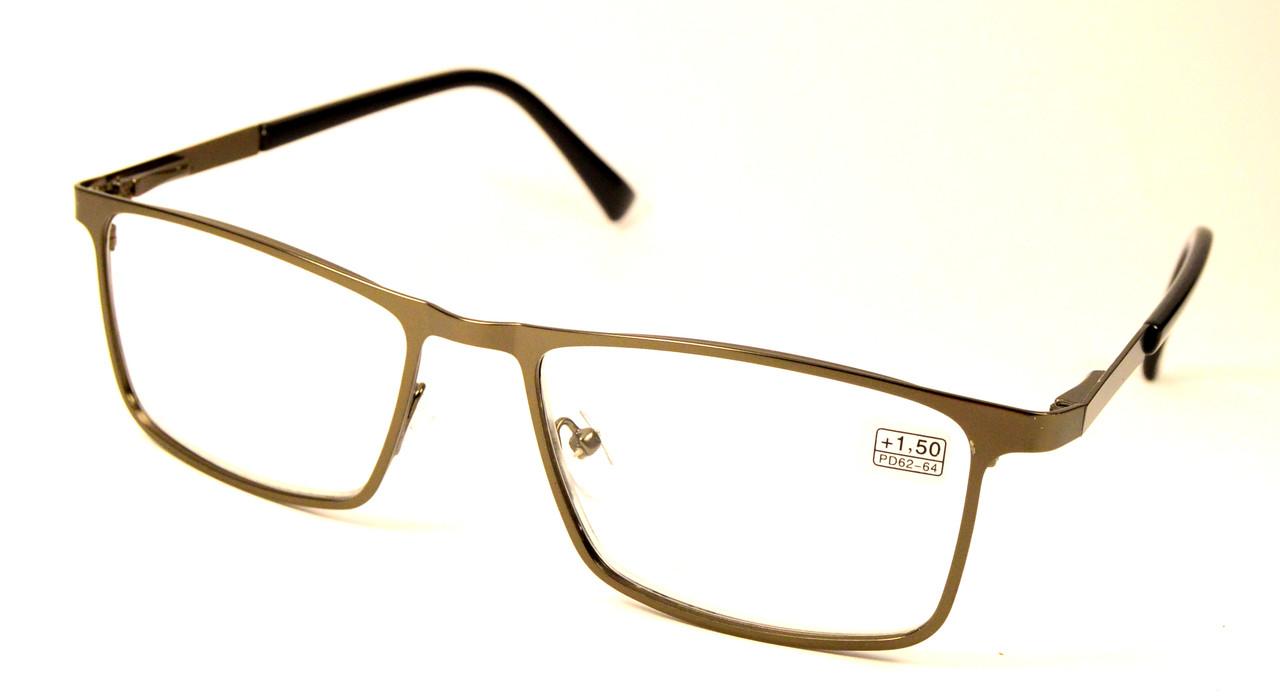 Очки в металле для зрения (МС 2245 сер)