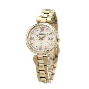 Женские часы Seiko SSQV058 LUKIA Titanium Solar Sapphire