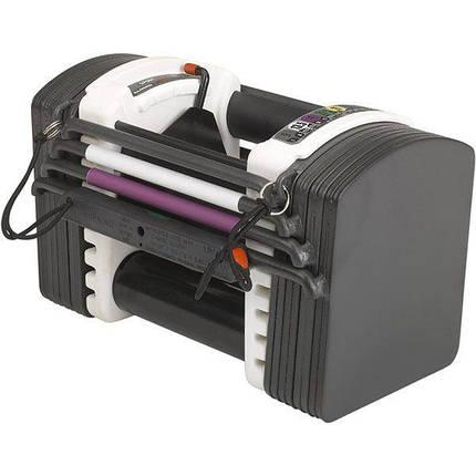 Гантель наборная Power Block: 2 шт. х 22 кг., код: HM-PR-22, фото 2