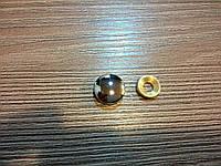 Крепление для стекла диаметр 20 мм хром, фото 1