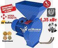 Кормоизмельчитель (зернодробилка) 1,35 кВт ДТЗ КР-06