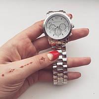 Женские часы MK серебро