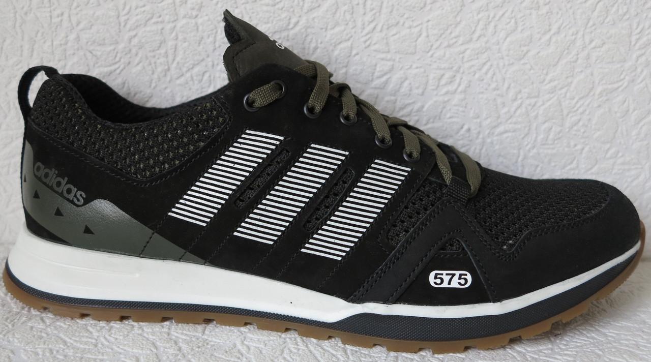 25c61ffb Adidas 575! Мужские кроссовки с сеткой кожа весна лето осень ...