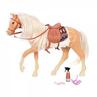 Игровая фигурка Lori Лошадь Американской окраски (LO38015Z)