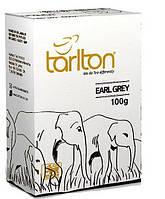 """Чай черный Тарлтон """" Erl Grey """" 100 гр"""