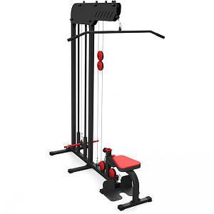 Блоковый тренажер на свободных весах Marbo-Sport, код: MS-W101