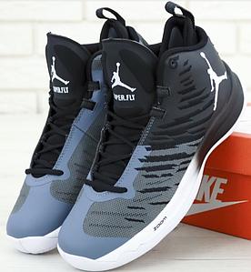 Кроссовки мужские Nike AIR Jordan Super.Fly 5, найк джордан