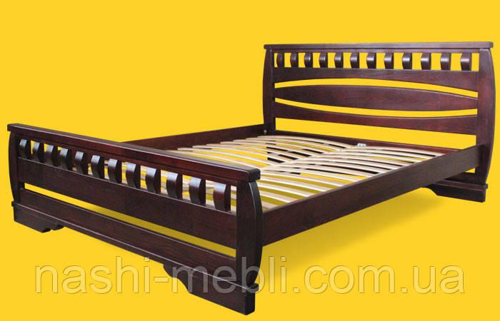 Ліжко двоспальне Атлант4