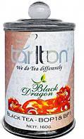 """Чай черный Тарлтон """"Черный Дракон"""""""