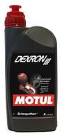 Трансмиссионное масло АКПП полусинтетика Motul Dexron III (1л)