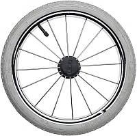 """Pneumatic Chrome Wheel 14"""" Bearings - Надувное Колесо с подшипниками для прогулочных детских колясок"""