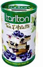 """Чай зелений Тарлтон """"Здоров'я"""" - СКАРБНИЧКА ж\б 100 гр"""