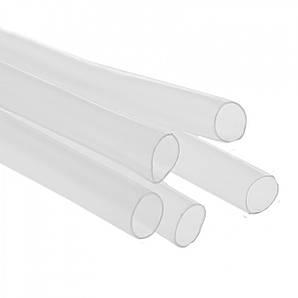 Термоусадочная трубка прозрачная 11 мм  (1 метр)
