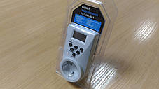 Таймер электронный Expert E-TE-7x24x3.6kW-B, фото 3