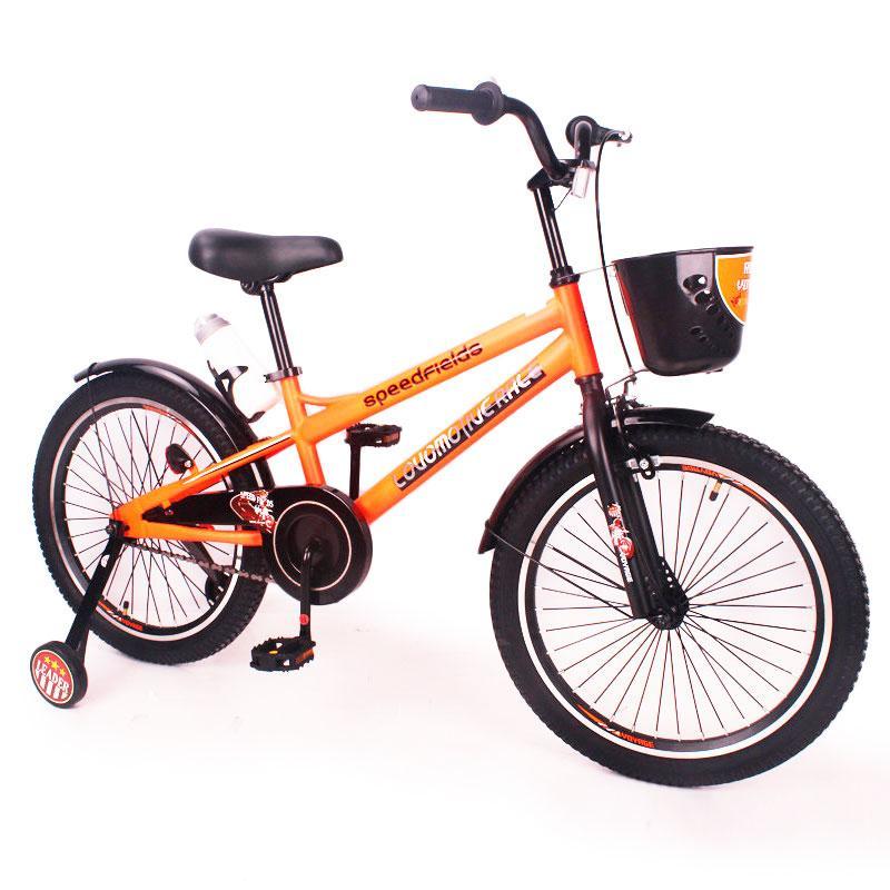 """Детский Велосипед """"ZEBR CROSSING-20"""" Orange"""