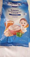 Каша молочная Карапуз 7 злаков с витаминами и мелиссой, 400 г  мягкая упаковка