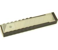 Сменные сегментные лезвия для ножа строительного 25 мм Tactix 10 шт.