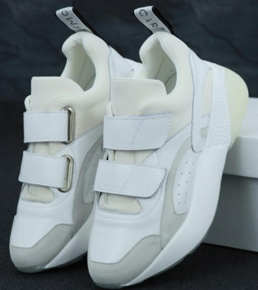 Женские Кроссовки STELLA MCCARTNEY Eclypse Sneakers, Стелла Маккартни Белые