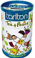"Чай черный Тарлтон "" Дружба ""КОПИЛКА 100 гр"