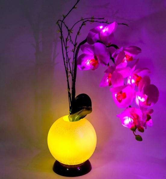 Ночники. Светящиеся цветы
