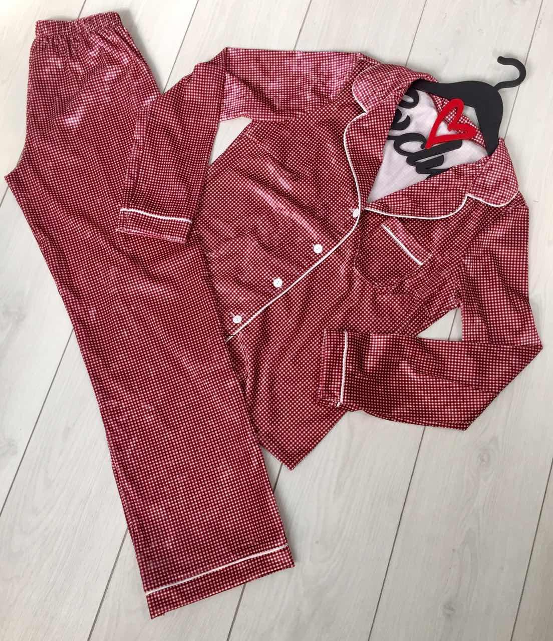 8a264f04cea0 Велюровая пижама в клетку рубашка и штаны женская,одежда для дома и сна