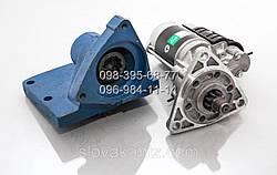 Комплект: переоборудования под стартер: Переходник ПДМ+стартер Slovak 3.5квт МТЗ, ЮМЗ, Т-150