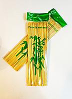 Бамбуковые палочки для шашлыка 15 см / 100шт