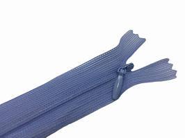 Молния потайная нераз 50см S-248 фиолетовый  ZIP