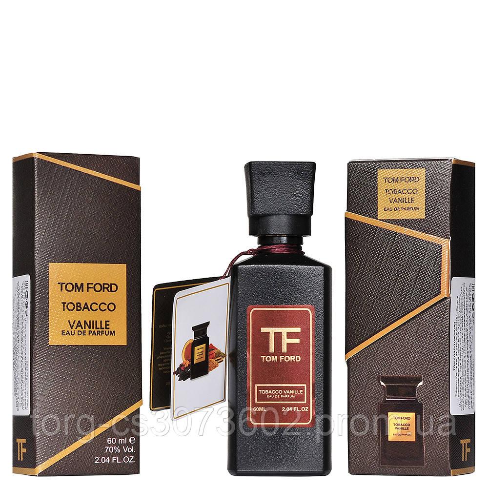 Мини-парфюм унисекс 60 мл. Tom Ford Tobacco vanille