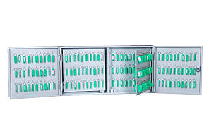 КЛЮЧНИЦА FEROCON КЛ-240, на 240 ключей, 700х360х80 мм шкаф для хранения ключей