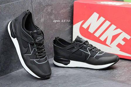 551eb6d5 Мужские кроссовки Nike черные 2570 купить в интернет-магазине Siwer ...