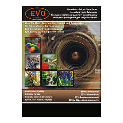 Фотобумага EVO GP-180-A6/100