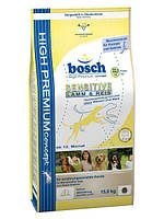 Корм БОШ Сенситив BOSCH Sensitive гипоаллергенный для собак 3кг