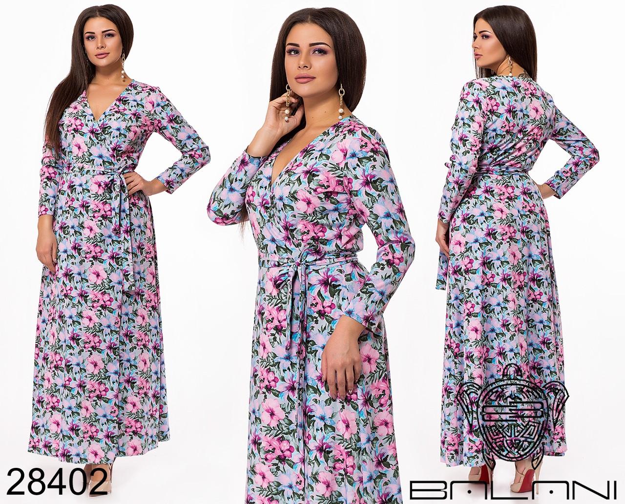 Летнее платье большого размера 48-50,52-54,56-58,60-62
