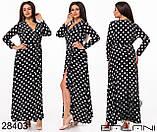 Летнее платье большого размера 48-50,52-54,56-58,60-62, фото 2