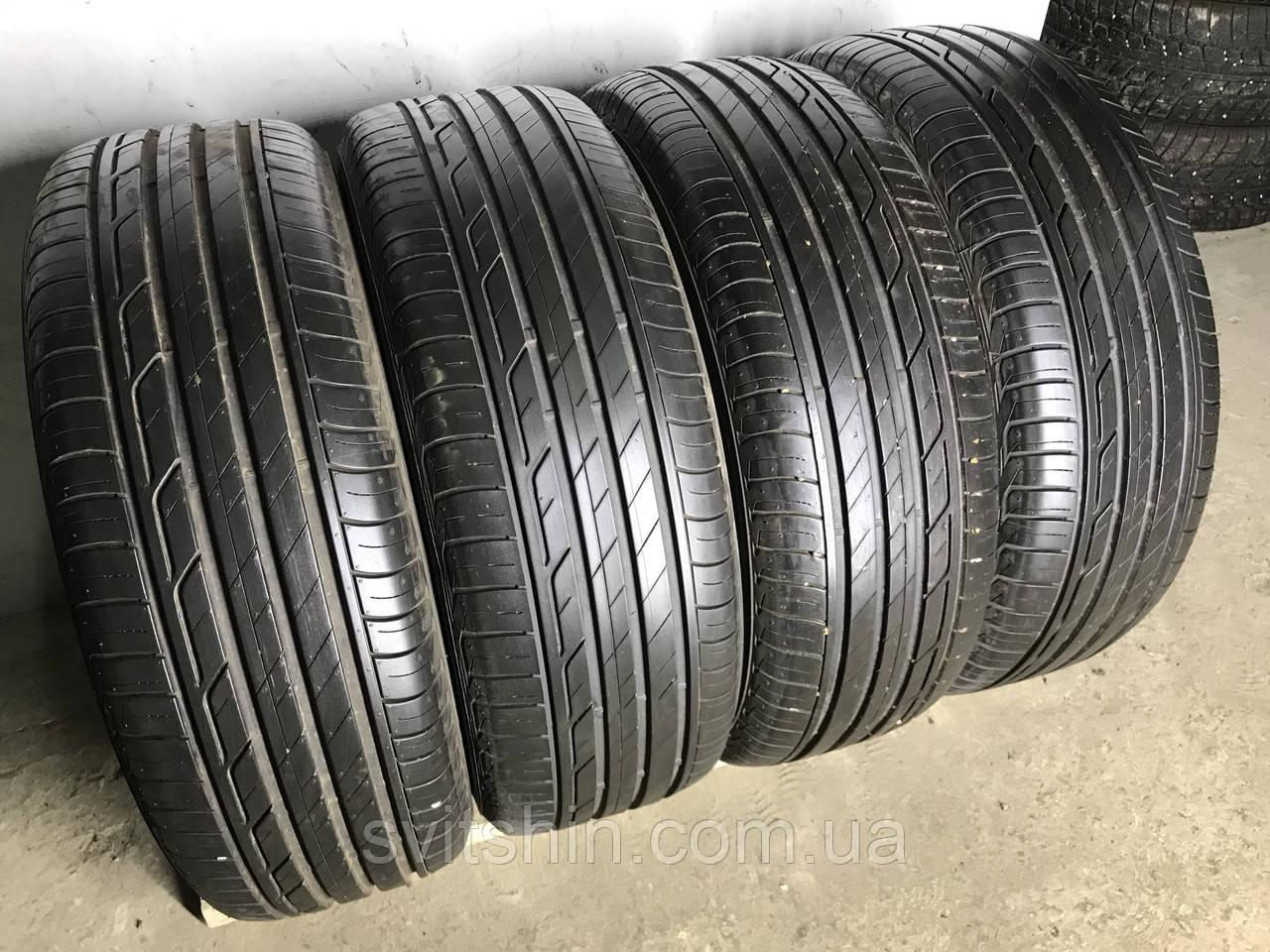 Шини бу літні 215/60R17 Bridgestone Turanza T001 (7мм) 2шт