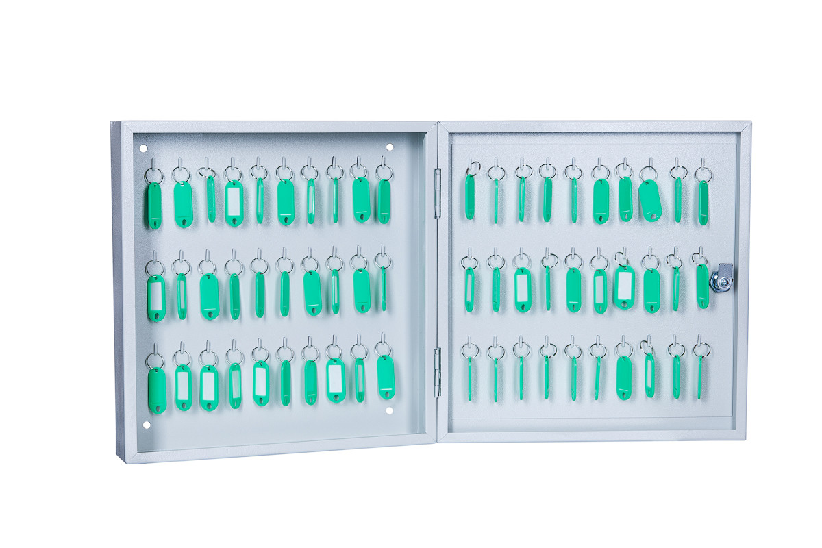 КЛЮЧНИЦА FEROCON КЛ-60 на 60 ключей, 350х360х80 мм шкаф для хранения ключей