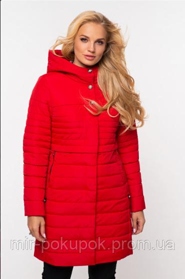 Женская демисезонная куртка Владлена, фото 1
