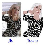 Отрисовка фото Перевод растрового изображения (фото) в вектор
