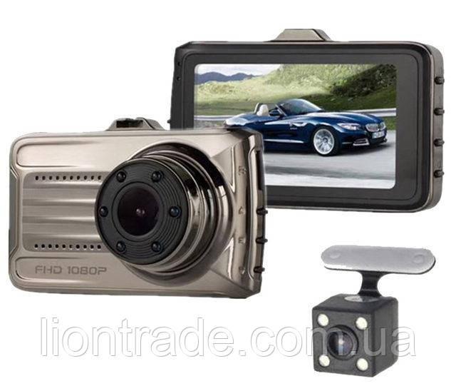 T666+ 2камеры Full HD Novatek 96223 WDR Premium Class