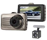 T666+ 2камеры Full HD Novatek 96223 WDR Premium Class, фото 1