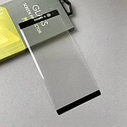 Защитное стекло 3D на Sony XA2 Plus Black