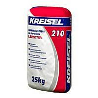 "Клей для пенопластовых плит ""Kreisel Styropor-Klebemortel 210"" 25kg"