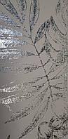 Обои  виниловые на флизелине Ugepa L70709 ESCAPADE листья перья птицы