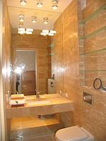 Влагоустойчивые зеркала в ванную комнату