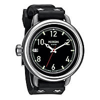 Наручные Часы NIXON THE OCTOBER A488 000 Silver Оригинал мужские 48,5 мм