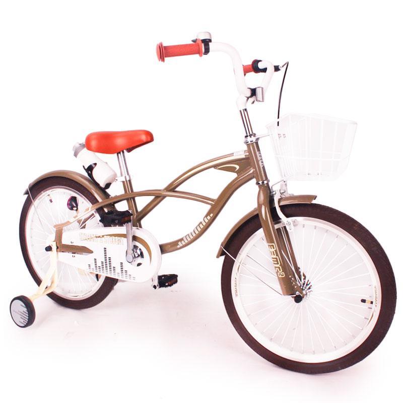 "Детский Велосипед ""STRAIGHT A STUDENT-20"" Bronze"