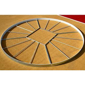 Армирование круга для толкания Polanik, код: S-243